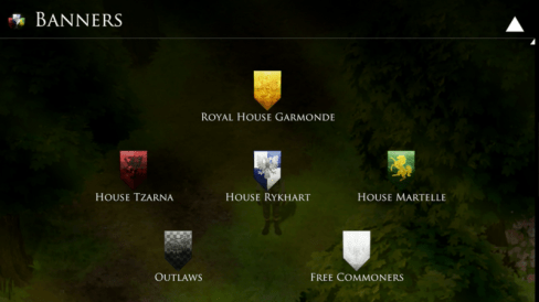Liege | House Banners