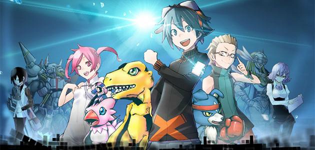 Digimon World Re:Digitize Decode - oprainfall