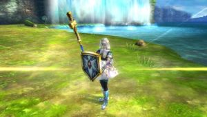 Cleric  from Ragnarok Odyssey Ace - oprainfall