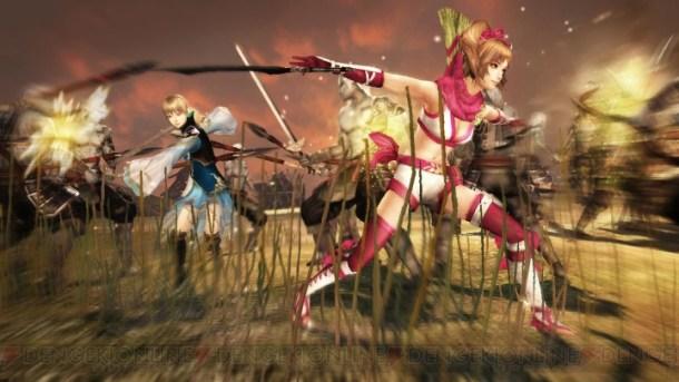 warriors orochi 2 dangeki 1