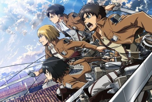 Attack on Titan Cast