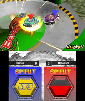 BEYBLADE Evolution - Spirit