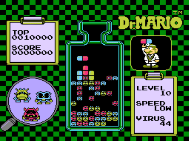Dr. Mario | The Search for Game Journalism's Roger Ebert