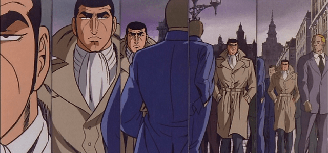 Playstation Wrap Up >> Anime of the Past: Golgo 13: The Professional - oprainfall