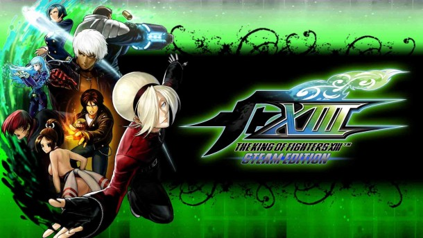 King of Fighters XIII Steam Edition | oprainfall