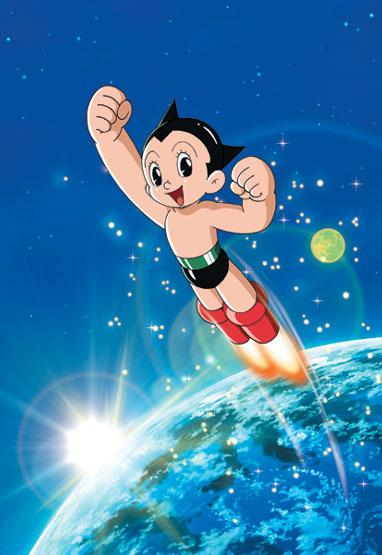 Publisher Nozomi Entertainment - Astro Boy