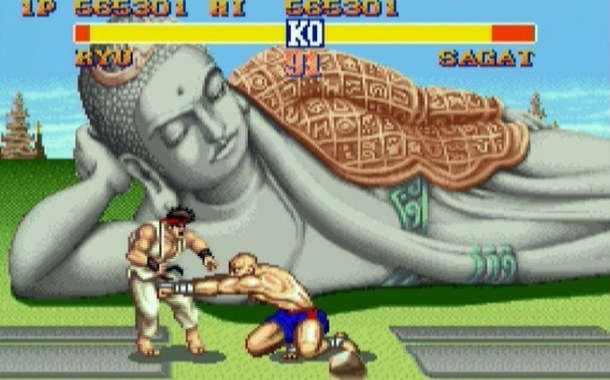 Video Game Hall of Fame | Street Fighter II