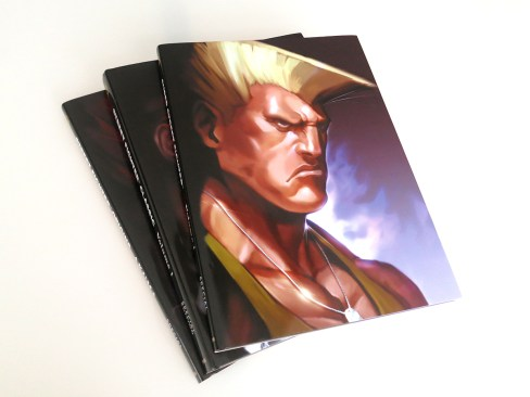 UDON Entertainment - Super Street Fighter Comic-Con Book - oprainfall