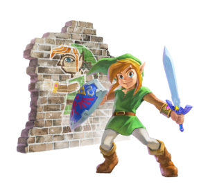 Nintendo Direct: Link Between Worlds Art 002