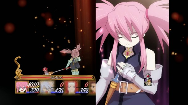 Tales of Symphonia Chronicles | Presea Eternal Devestation cut-in