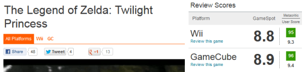 Twilight Princess Review | The Search for Game Journalism's Roger Ebert