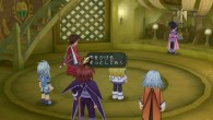 Tales of Symphonia | Sheena at House of Salvation 1