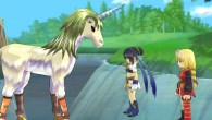 Tales of Symphonia | Sheena in Judith Costume Confronting Unicorn