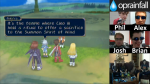 Tales of Symphonia: Stream 4 - History Lesson