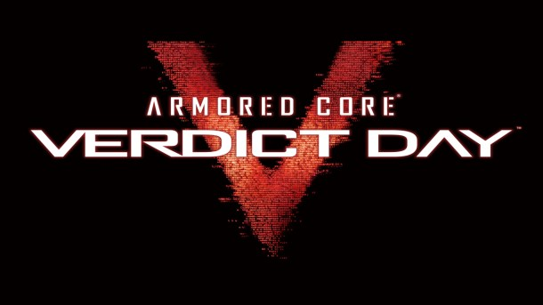 Armored Core Verdict Day | Splash Image