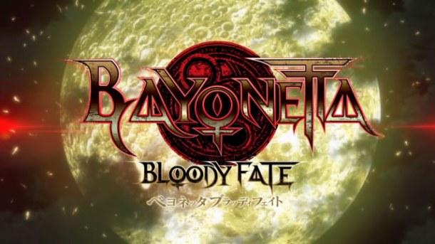 Bayonetta: Bloody Fate logo