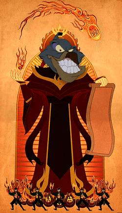 Firelord Drake