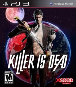 Killer is Dead Box Art | oprainfall