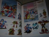 Mega Man II and III characters