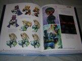 Alia, Layer, and Pallette (Mega Man X8)