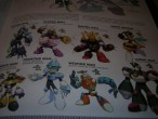 Early Mega Man 9 Robot Masters