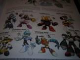 Early Mega Man 9 Robot Masters