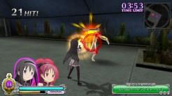 Madoka Magica Battle Pentagram - oprainfall