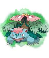Pokemon Direct: Mega Venusaur