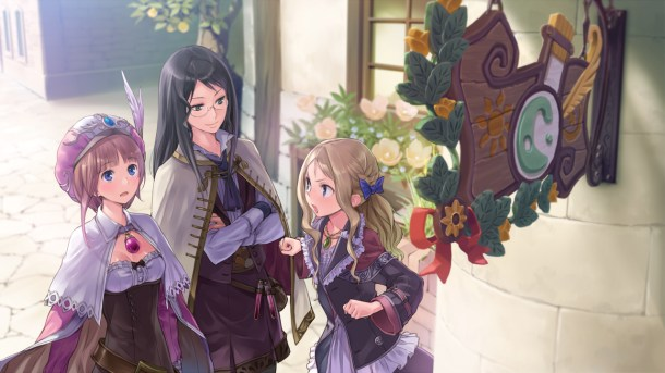 New Atelier Rorona: The FIrst Story - The Alchemist of Arland | Media Create