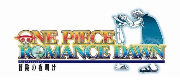One Piece: Romance Dawn | Logo