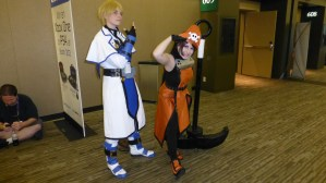 Ky Kiske and May (Guilty Gear series)