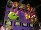 Plants vs. Zombies 2 exhibit
