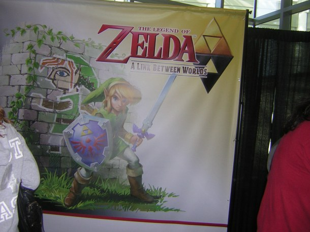 The Legend of Zelda: A Link Between Worlds Banner | Nintendo Download