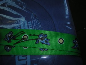 Autographed lanyard | oprainfall