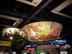 The Wonderful 101 ceiling lamp