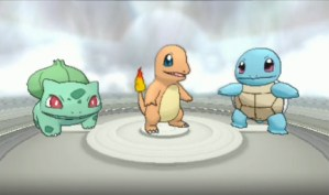 Pokémon Direct: Kanto Starters
