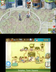 Rune Factory 4 Screenshot 03