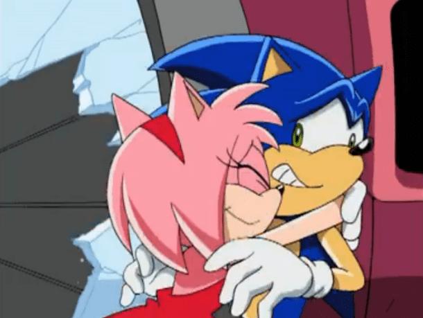 Sonic X Amy Rose