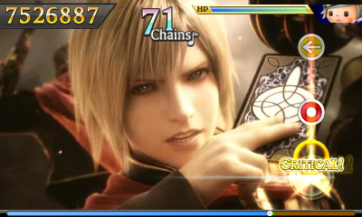 Theatrhythm Final Fantasy: Curtain Call | Event sequence