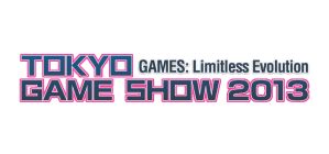 Tokyo Game Show 2013 logo (English)