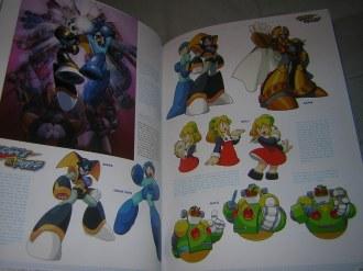 Mega Man & Bass characters