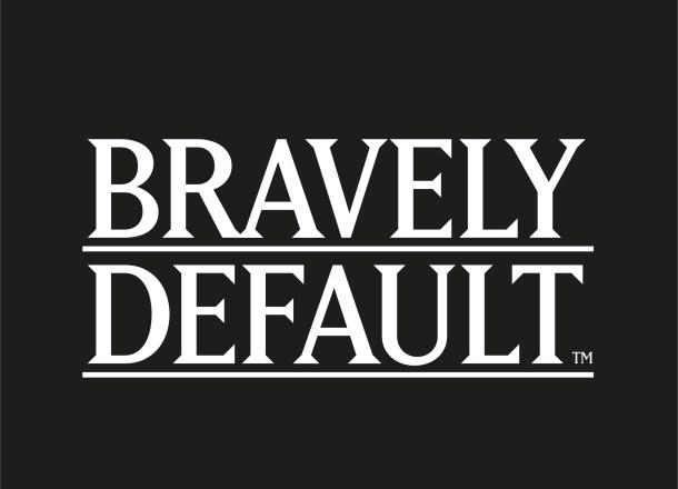 Bravely Default Logo (Black)