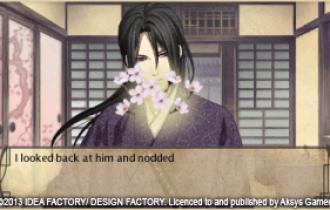 Hakuoki Memories of the Shinsengumi | Romance Flowers