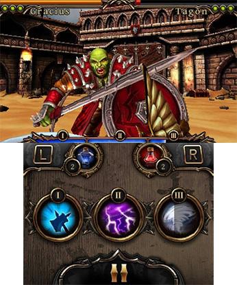Rage of the Gladiator - Nintendo Download Europe | oprainfall