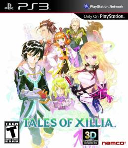Tales of Xillia | oprainfall
