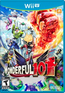 The Wonderful 101 | Boxart