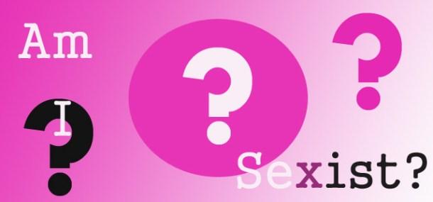 Crystal's Corner: Am I Sexist? | oprainfall