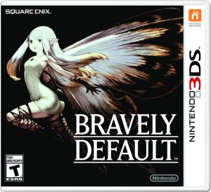 Bravely Default Box Art (USA/Canada)