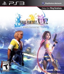 Final Fantasy X/X-2 HD Remaster Cover