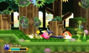 Kirby: Triple Deluxe | Beetle Horn Ability